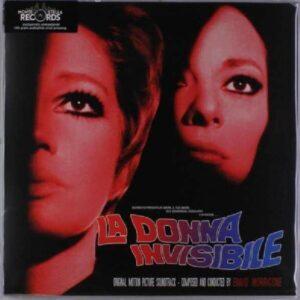 La Donna Invisibile (OST) (Vinyl) - Ennio Morricone