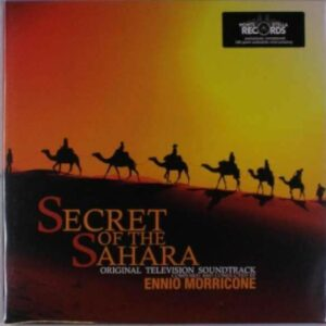 Secret Of The Sahara (OST) (Vinyl) - Ennio Morricone