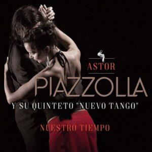 Nuestro Tiempo (Vinyl) - Astor Piazzolla