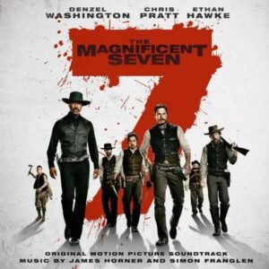 Magnificent Seven (OST) (Vinyl) - Elmer Bernstein