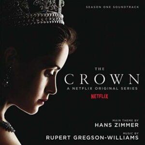 The Crown (Season 1) (OST) (Vinyl) - Hans Zimmer