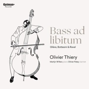Bass Ad Libitum - Olivier Thiery