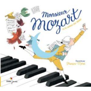 Monsieur Mozart - Francois Morel