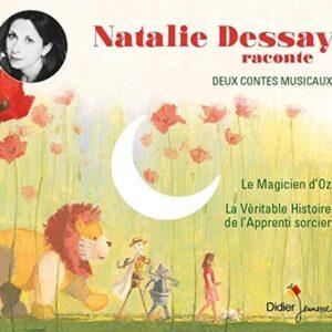 Natalie Dessay Raconte Deux Contes Musicaux