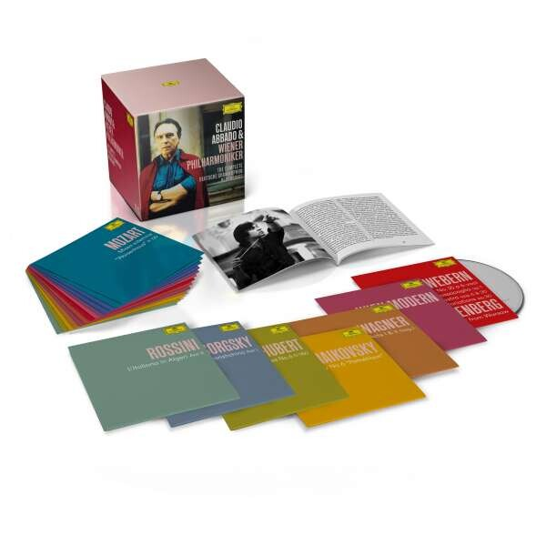 The Complete Deutsche Grammophon Recordings - Claudio Abbado
