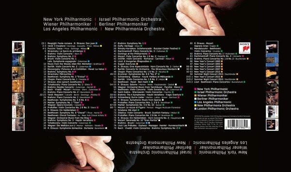 The Complete Columbia Album Collection - Zubin Mehta