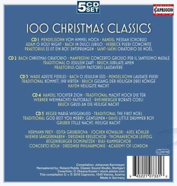 100 Christmas Classics