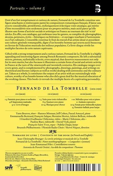 Fernand De La Tombelle: Musique De Chambre, Chorale Et Symphonique - Herve Niquet