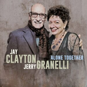Alone Together - Jay Clayton & Jerry Granelli