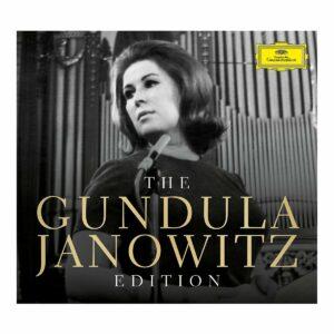 The Gundula Janowitz Edition - Gundula Janowitz