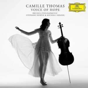 Voice Of Hope - Camille Thomas
