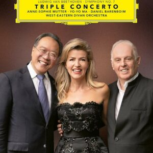 Beethoven: Triple Concerto - Anne-Sophie Mutter