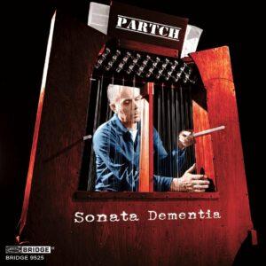 Partch: Sonata Dementia - Partch Ensemble