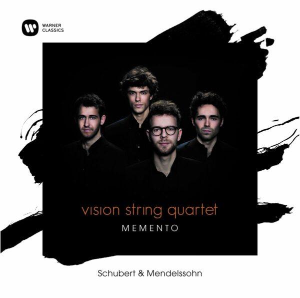 Schubert / Mendelssohn: Memento - Vision String Quartet