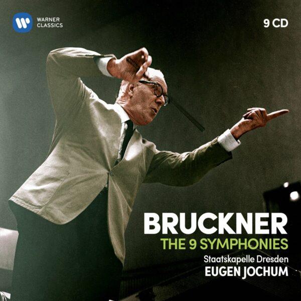 Bruckner: The Complete Symphonies - Eugen Jochum
