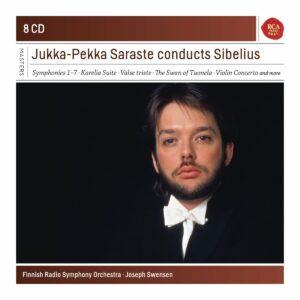 Jukka-Pekka Saraste Conducts Sibelius - Jukka-Pekka Saraste