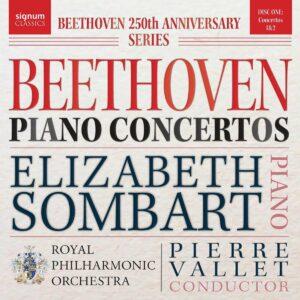 Beethoven: Piano Concertos Nos. 1 & 2 - Elizabeth Sombart