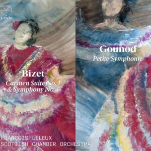 Charles Gounod - Georges Bizet: Bizet: Carmen Suite No. 1 & Symphony No. 1 - Gouno - Scottish Chamber Orchestra