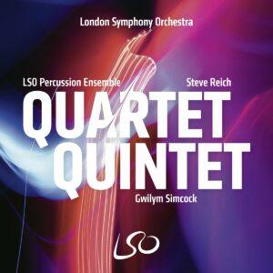 Quartet Quintet - LSO Percussion Ensemble