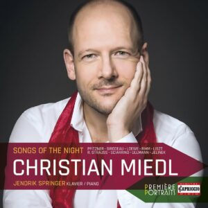 Songs Of The Night - Christian Miedl