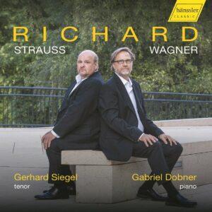Strauss / Wagner: Lieder - Gerhard Siegel
