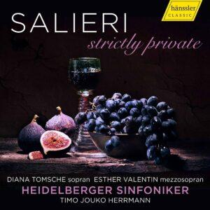 Antonio Salieri: Strictly Private - Diana Tomsche