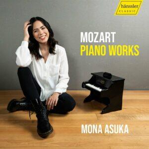 Mozart: Piano Works - Mona Asuka