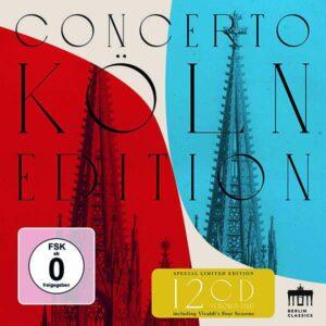 Concerto Koln Edition (Incl. DVD)