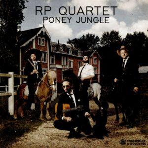 Poney Jungle - RP Quartet