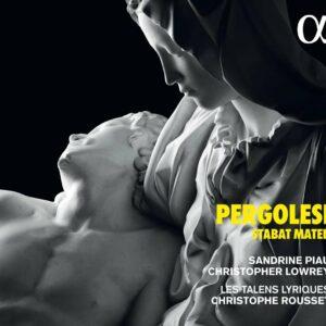Porpora / Pergolesi: Stabat Mater - Christophe Rousset