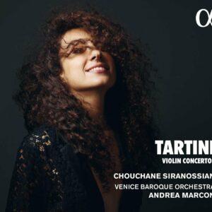 Giuseppe Tartini: Violin Concertos - Chouchane Siranossian
