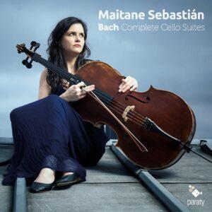 Bach: Complete Cello Suites - Maitane Sebastian