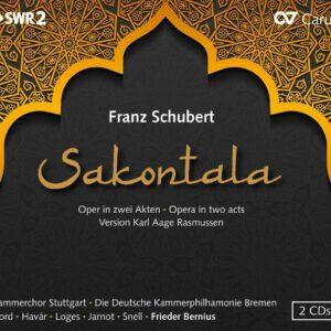 Franz Schubert: Sakontala - Frieder Bernius