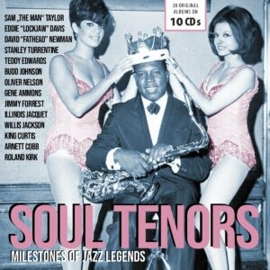 Soul Tenors: From King Curtis To Gene Ammons