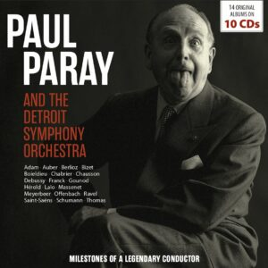 Technical Brilliance From Detroit - Paul Paray