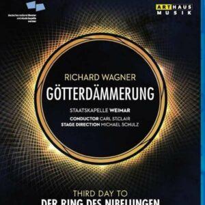 Wagner: Gotterdammerung, Weimar 2008 - Carl St. Clair