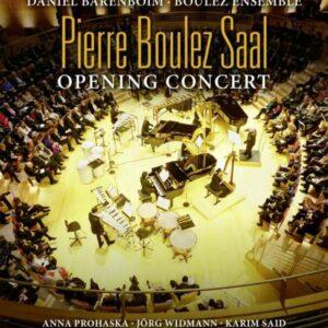 Pierre Boulez Saal, Opening Concert - Daniel Barenboim