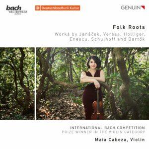 Folk Roots - Maia Cabeza