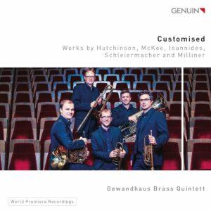 Customised - Gewandhaus Brass Quintett