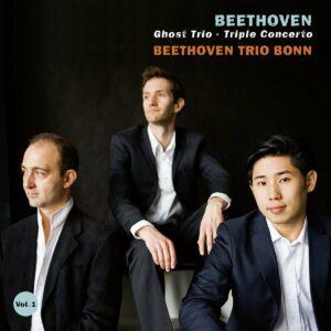 Beethoven: Ghost Trio & Triple Concerto - Beethoven Trio Bonn