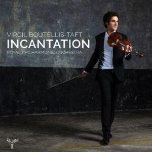 Incantation (Vinyl) - Virgil Boutellis-Taft
