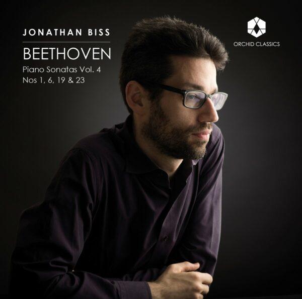 Ludwig Van Beethoven: The Complete Piano Sonatas (Volume 4) - Jonathan Biss