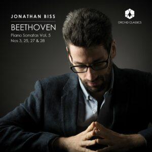 Ludwig Van Beethoven: The Complete Piano Sonatas (Volume 5) - Jonathan Biss