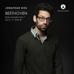 Ludwig Van Beethoven: The Complete Piano Sonatas (Volume 7) - Jonathan Biss
