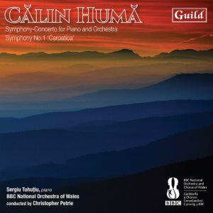 Calin Huma: Symphony-Concerto For Piano And Orchestra - Sergiu Tuhutiu