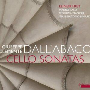 Dall'Abaco: Cello Sonatas - Elinor Frey