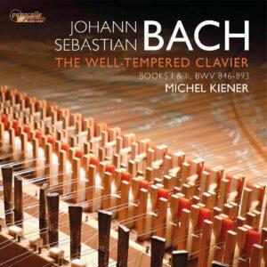 Bach: Welltempered Clavier - Michel Kiener