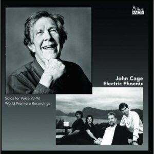 John Cage: 4 Solos For Voice 93-96 - Electric Phoenix
