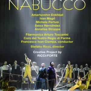 Giuseppe Verdi: Nabucco - Francesco Ivan Ciampa