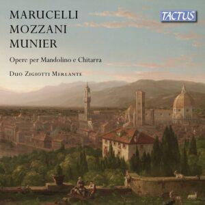 Opere Per Mandolino e Chitarra - Duo Zigiotti Merlante